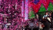 "OK GO - ""Here It Goes Again"" - Life Is Beautiful Festival 10-25-14"