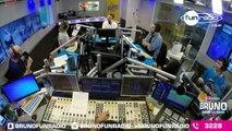 Trop d'amour sur Fun Radio ;) (09/06/2016) - Best Of en images de Bruno dans la Radio