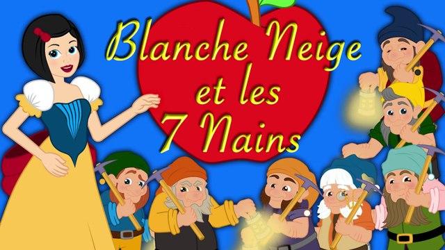Blanche Neige et les 7 nains - Dessin animé en français - Conte pour enfants avec les P'tits z'Amis