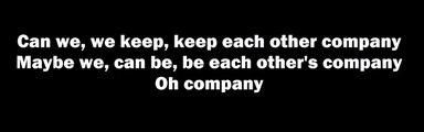 Justin Bieber - Company Lyrics Official video HD - video