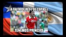 Los mejores memes de Chile VS Argentina.