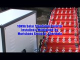 10 KVA Solar Standalone roof top power UPS In Cherthala by murickens group