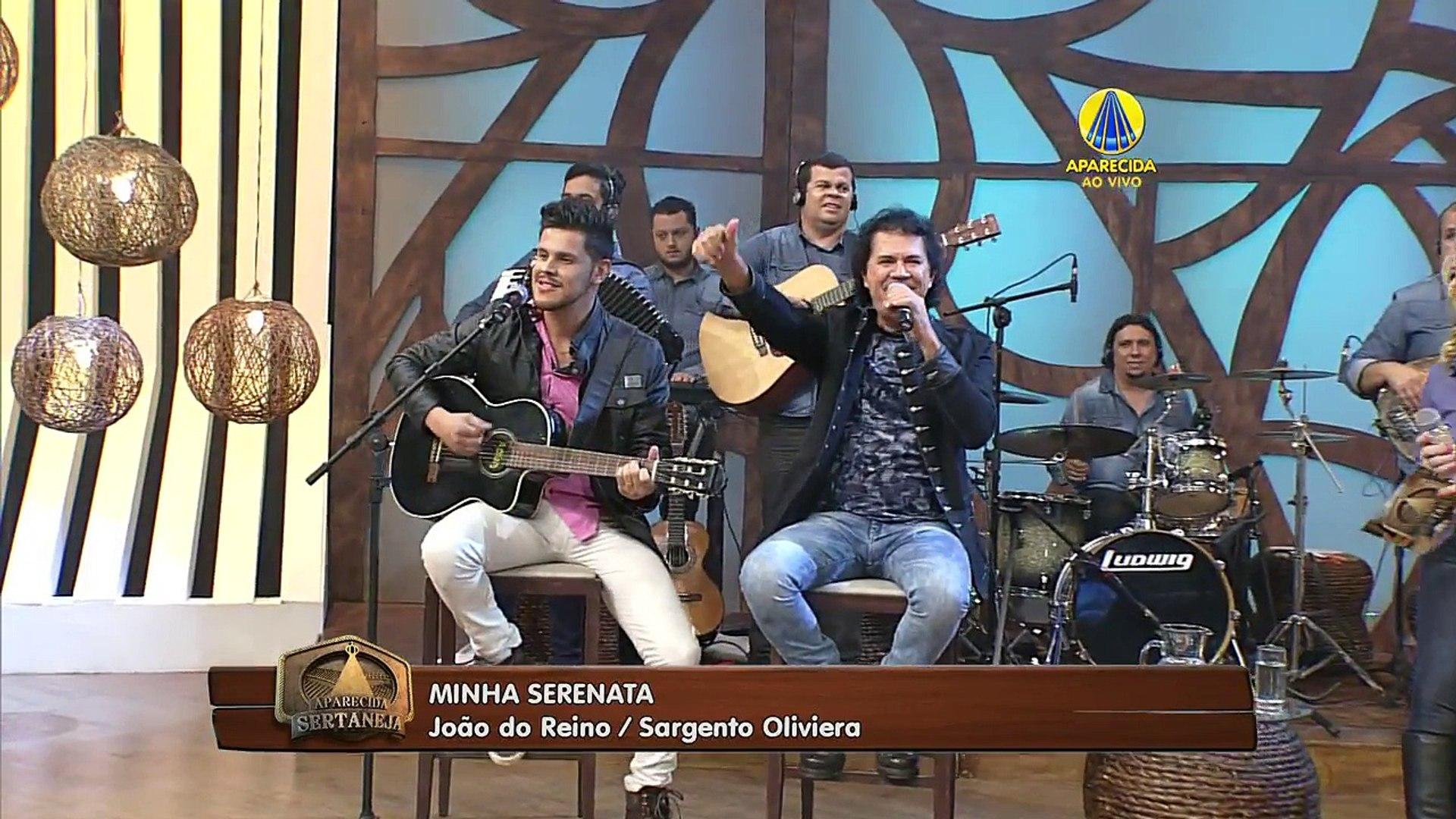Aparecida Sertaneja Mariano e Adriano - Minha Serenata - 07 de Junho de 2016