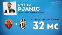 Officiel : Miralem Pjanic rejoint la Juventus !