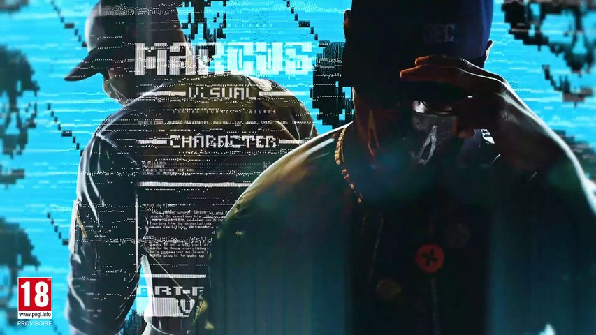 Watch Dogs 2 : qui est Marcus Holloway ?