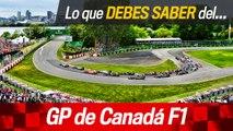 VÍDEO: Claves del GP Canadá F1 2016