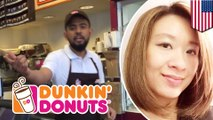 Racism in America: Dunkin' Donuts clerk mocks Chinese-American woman's accent in NY store - TomoNews