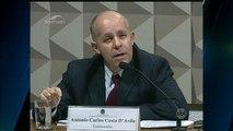 Comissão do impeachment ouve testemunhas de acusação no Senado