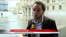 Mobilisations contre la loi travail : L'opinion de la Suisse