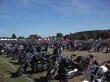 2012 20 eme anniversaire du rassemblement de Harley Davidson a Evreux ...  vue d'ensemble 2