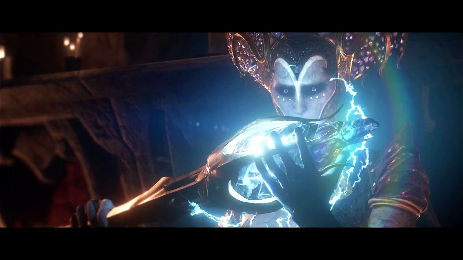 Styx Shards Of Darkness Trailer De L E3 Video Dailymotion