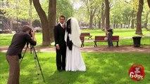 Just For Laughs Gags - Bridezilla- No, just Gorilla Bride