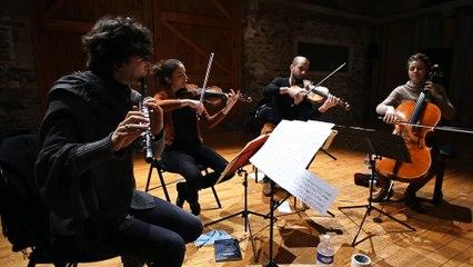 Juliette Hurel & Quatuor Voce - Mozart : Complete Flute Quartets
