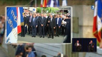 REPLAY - François Hollande aux commémorations du drame de Tulle du 9 juin 1944