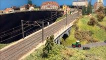 """Train régionnal Express DB / Nahverkehr züg / baureihe 23 """" ROCO """""""