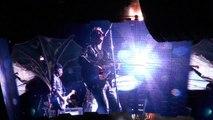 Brussels 23/10/2010 - U2 sings Gene Kelly 'singing in the rain'