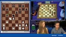 Paris Grand Chess Tour - Live ES - Day 1 - Part 1