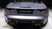 Jaguar F-Type S au Salon de Genève 2013