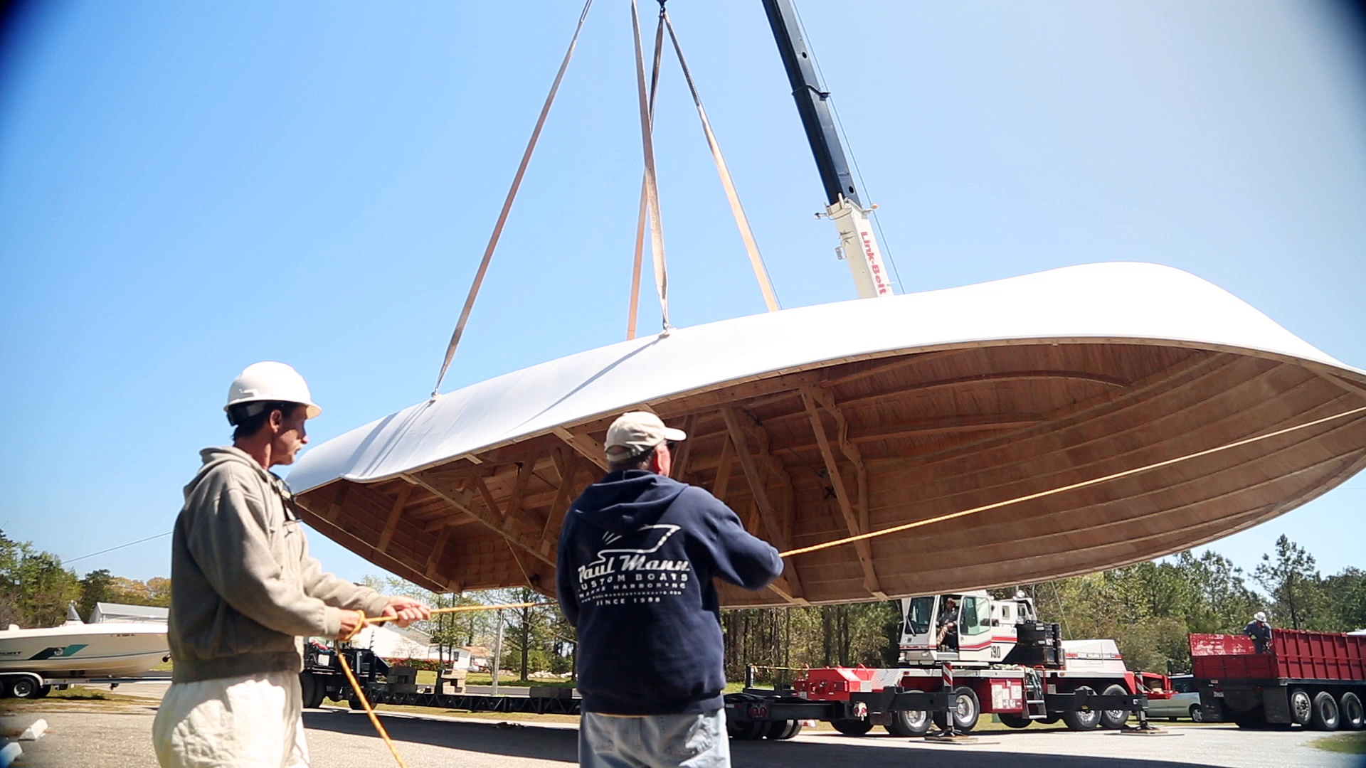Boat Flip: Paul Mann Custom Boats 76