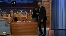 Madonna on The Tonight Show Starring Jimmy Fallon (Commercial) Obama
