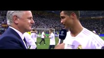 Real Madrid 1 1 Atletico Madrid (5 3 Pens) Cristiano Ronaldo Post Match Interview