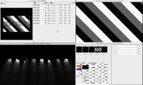 SV54 DMX DMX画像配置 平均化