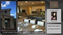 CLEAR HAVEN 5844 Lane, North Las Vegas, NV 89081