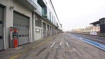 Yaris Ts @ Nurburgring F1 Pits 26-09-2011