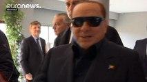 Berlusconi: ha rischiato di morire, per il dott.Zangrillo