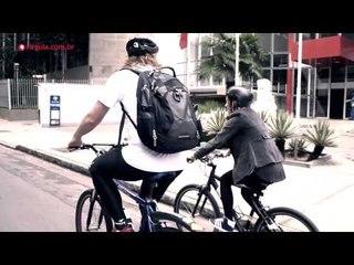 Aprenda a pedalar pelas ruas de São Paulo com o Bike Anjo