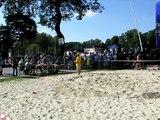 Zapasy plażowe - Mistrzostwa Polski - Racibórz 22 VIII 2010 - Finał kategorii open