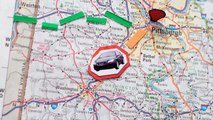 "Chrysler ""Game On"" Blogger Road Trip: Road Trip Leg 2"