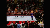 Shawn Michaels & Randy Orton vs. Edge & Christian (Raw 21.2.2005)