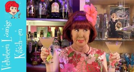 Summer Nights Cocktail! Velveteen Lounge Kitsch-en