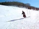 黒伏高原スノーパーク ジャングル・ジャングル 2007 02 27