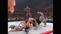 Chris Benoit & Edge vs. La Resistance (Raw 31.5.2004)