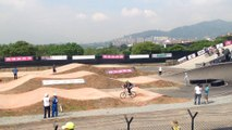 Cruisers 17-24 años. Medellin Challenger UCI BMX CHAMPIONSHIPS 2016
