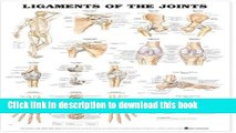 New Book Ligaments of the Joints Anatomical Chart