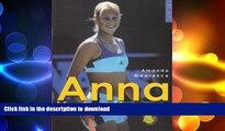 FAVORITE BOOK  Anna Kournikova  PDF ONLINE