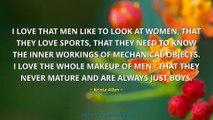 Krista Allen Quotes