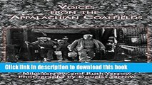 New Book Voices from the Appalachian Coalfields