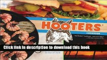 New Book Hooters Cookbook