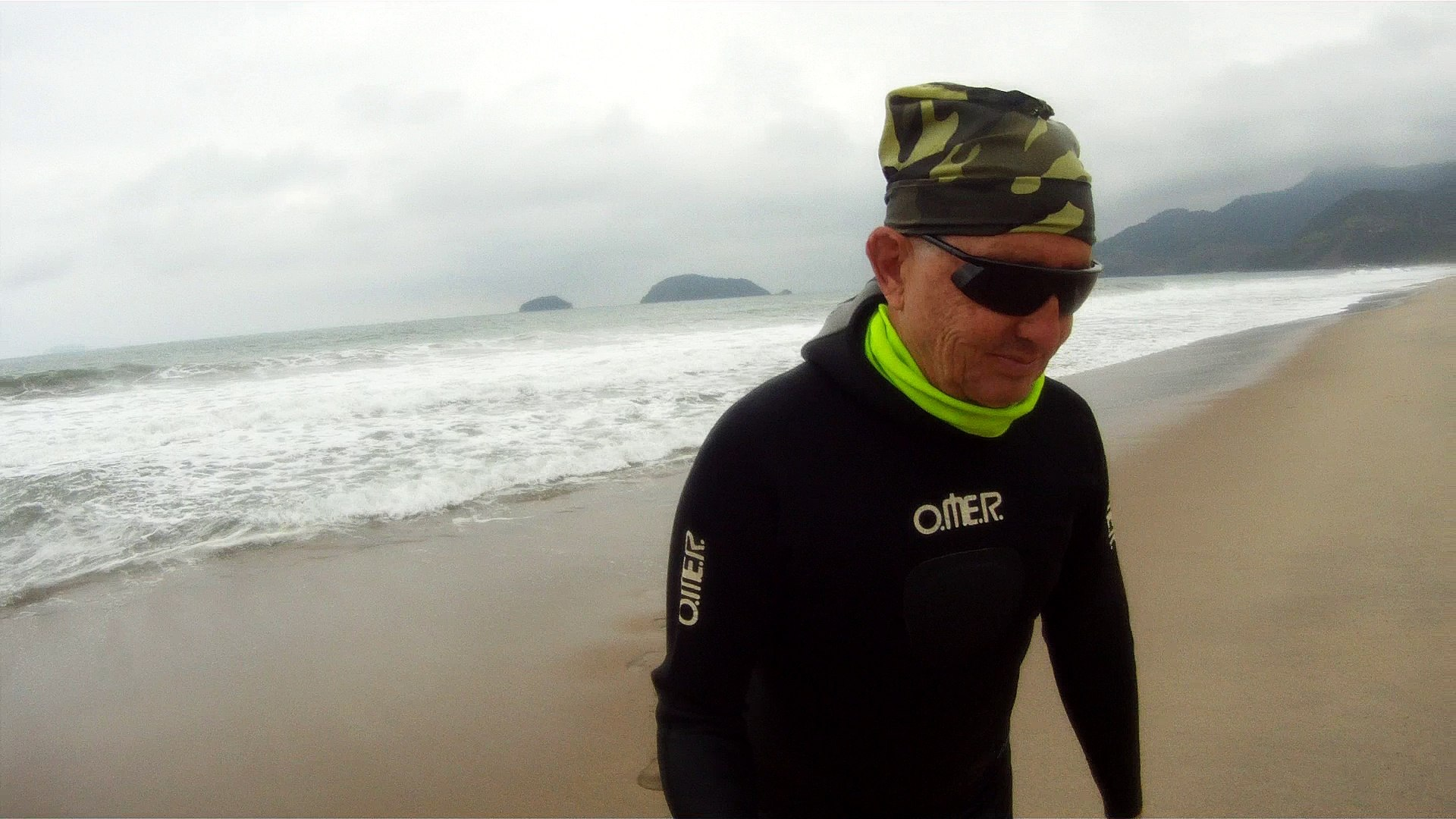 Passeio, mergulhando ao Paraíso Ecológico do Rio Puruba, Rio Quiririm, Litoral Norte de Ubatuba, Mar