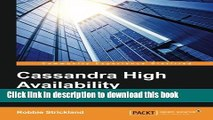 [PDF] Cassandra High Availability Full Colection[PDF] Cassandra High Availability Full Online[PDF]