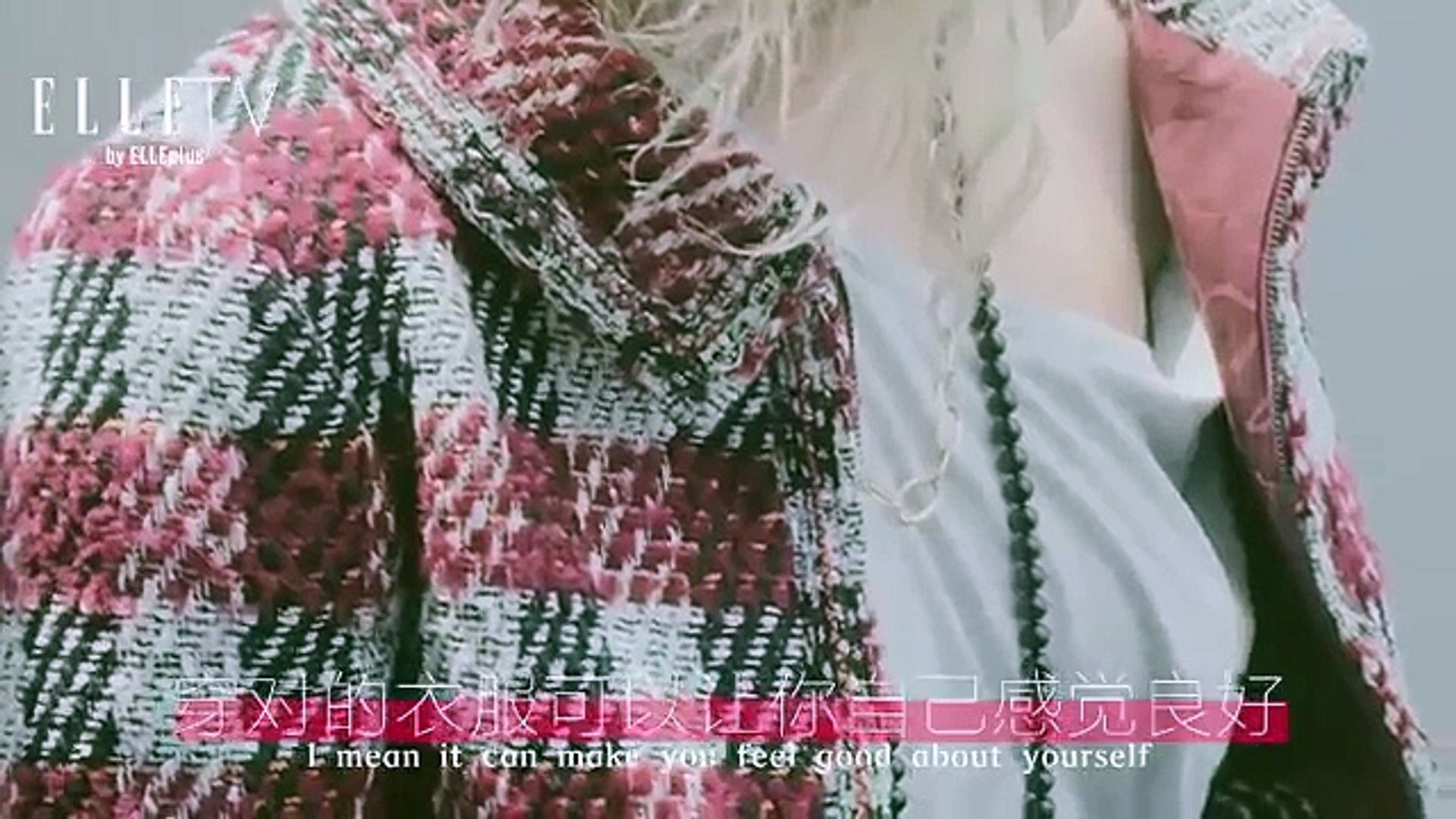 ELLE China Behind the Scenes