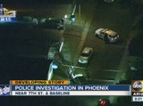 Police investigating attempted robbery and shooting near 7th St and Baseline Rd
