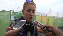 Jeux Olympiques 2016 - VTT - Réaction de Pauline Ferrand-Prévot