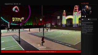 NBA PLAYOFFS NBA 2K16) pt2