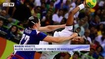 """JO - """"Une magnifique médaille d'argent"""" pour les handballeuses françaises"""