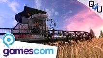 gamescom 2016: Landwirtschafts-Simulator 17 Trailer | QSO4YOU Gaming